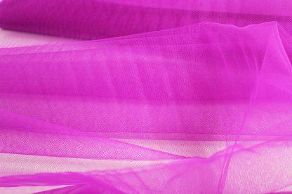 Petticoat Tüll dunkel lila - 10-009-023