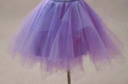 Petticoat Tüll flieder - 10-003-052