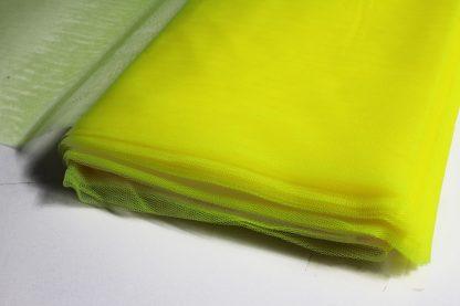 Petticoat Tüll neon gelb - 10-009-061