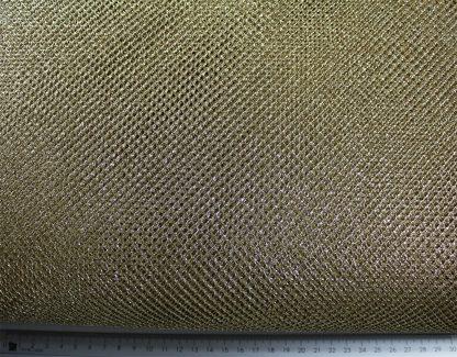 Netzstoff, Tüll grob, gold - 10-018-047