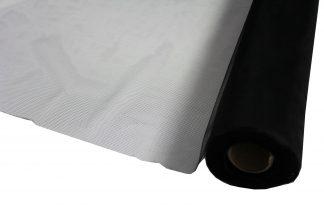 extra breiter Tüll schwarz - 10-005-046