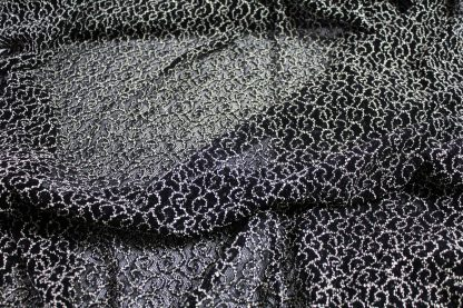 Elastische Spitze schwarz/ecrue - 31-008-203