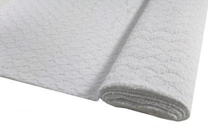 Elastische Spitze weiß - 31-012-001