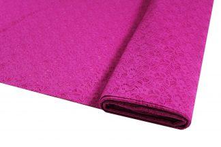 Spitzenstoff geblümt pink- 40-025-023