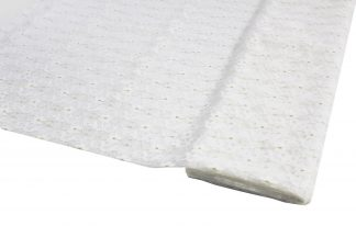 Spitzenstoff weiß/gold - 41-001-347
