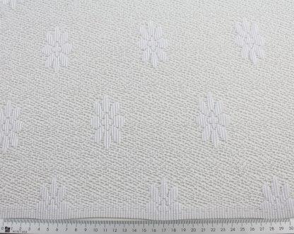 Extravagante Spitze weiß - 42-010-001