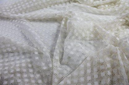 Hochwertige Spitze in Häkeloptik - 44-016-003