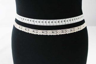 Spitzenborte, Spitzenband - haut - 81-062-018