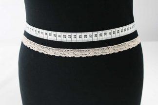 Spitzenborte, Spitzenband - haut - 81-063-018